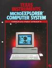 TI microExplorer brochure, page 1
