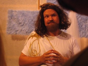 andy richter as jesus