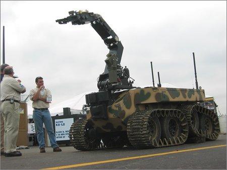 autonomous solutions TAGS robot