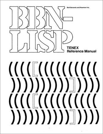 BBN Tenex Lisp Reference