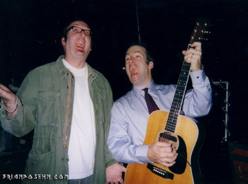 brian posehn and bob odenkirk
