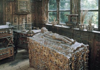 room in carl junker's house