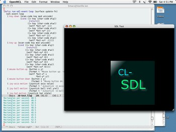 cl-sdl in openmcl
