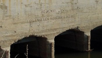 beginning of the los angeles aqueduct
