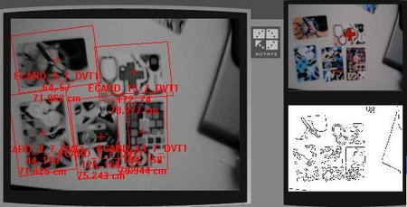 ersp vision demo screenshot