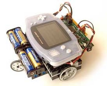 gameboy robot