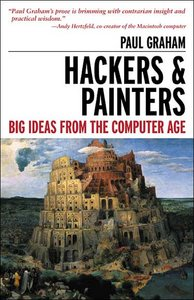 hackers & painters cover