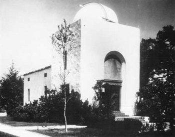 hale solar observatory in pasadena