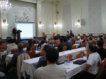 john mccarthy at the 2003 international lisp conference