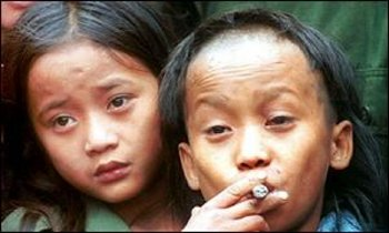 johnny and luther htoo, at the top of their game
