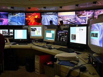 los angeles' automated traffic surveillance and control center