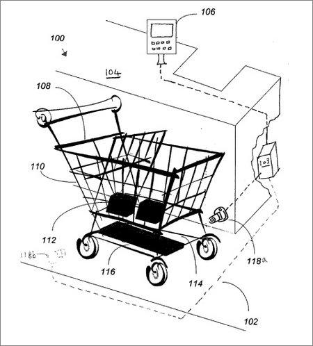 lanehawk patent diagram
