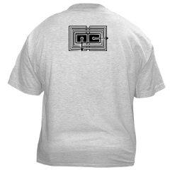 lispmeister's john mccarthy t-shirt, back