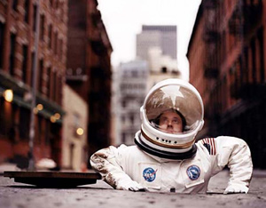 lost astronaut, photo by mario lalich