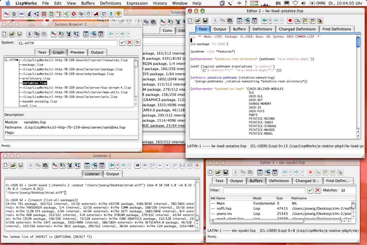 Lispworks 43 For Os X