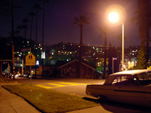 [silverlake at night]