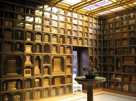 oakland columbarium