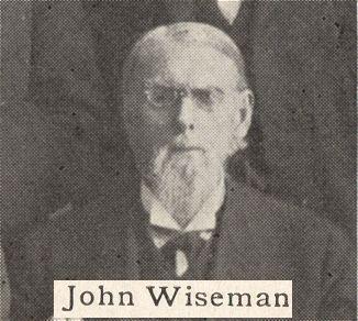 john wiseman of centralia