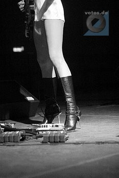 pj harvey's legs