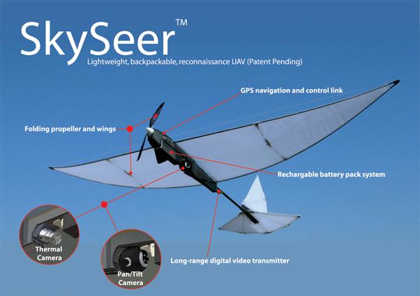 SkySeer UAV