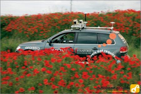 autonomous touareg