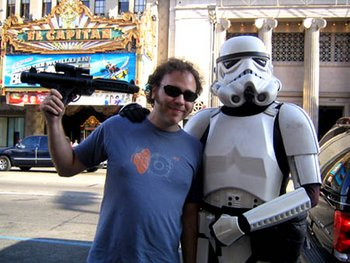 stormtroopers and de loreans
