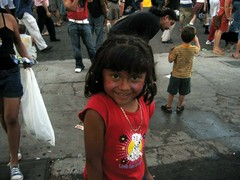 cute little kid at the sunset junction fair in silverlake, LA.  tony pierce's friend karisa took this photo.