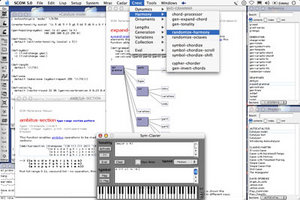 symbolic composer screenshot