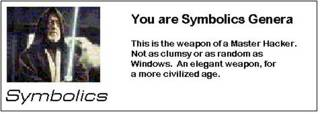 you are symbolics genera