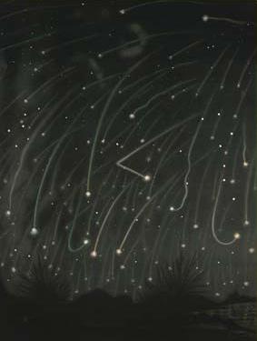 the november meteors, e. l. trouvelot