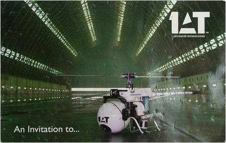 1at uav postcard
