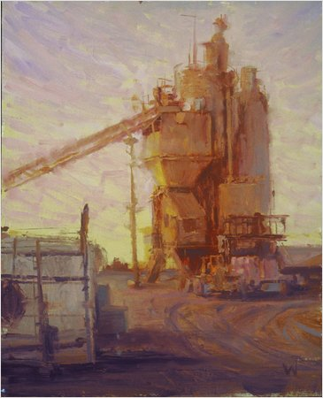 William Wray, National Ready Mix