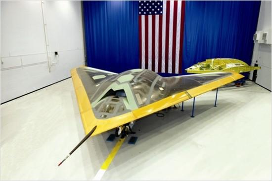 Boeing X45-C UAV